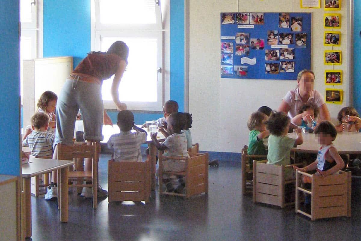 מעבר עם ילדים