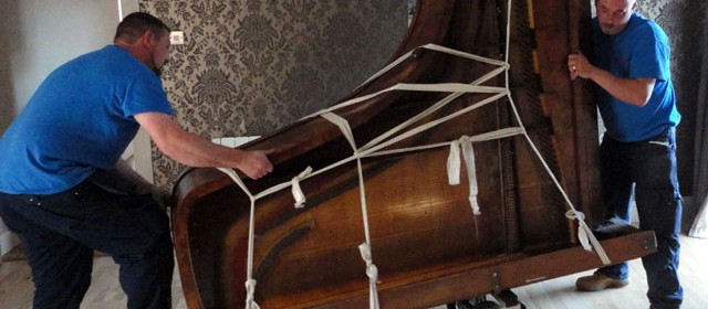 הובלת פסנתר תל אביב